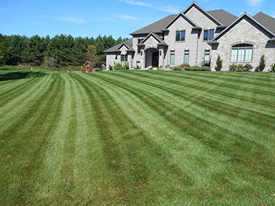 Lawn Aeration Green Bay, Wisconsin