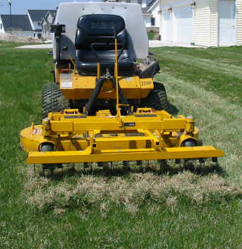 How Do You Know Wen To De Thatch Your Lawn Green Bay Wi